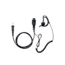 スタンダード STANDARD 八重洲無線 SSM-59ACA 小型タイピンマイク&イヤホン(耳かけ式オープンエアー型 カールコード) イヤホンマイク