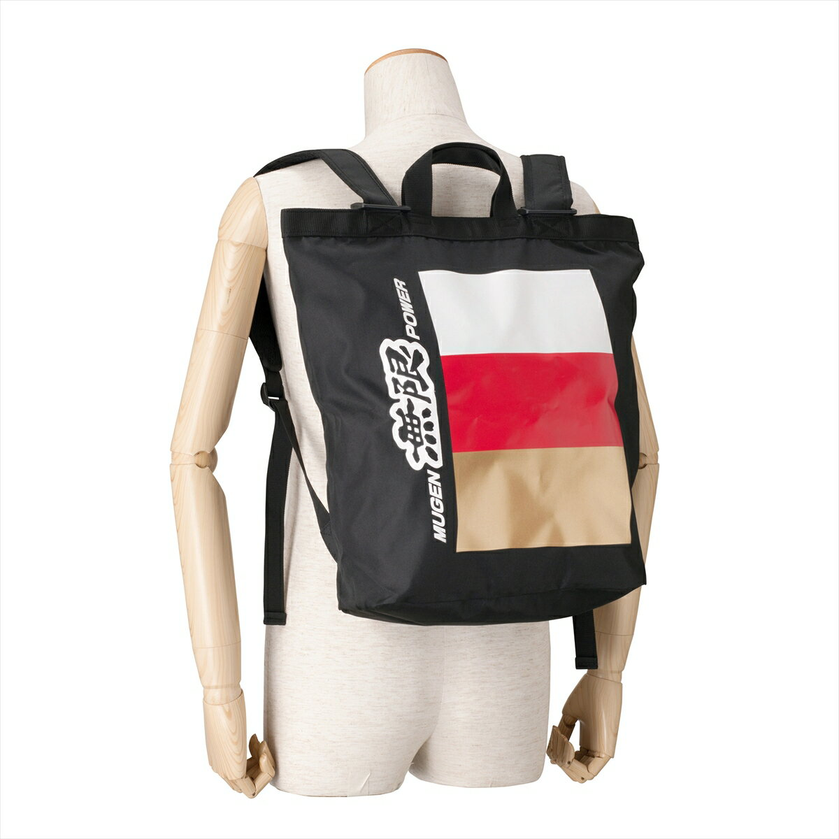 MUGEN TRICOLORE BACKPACK