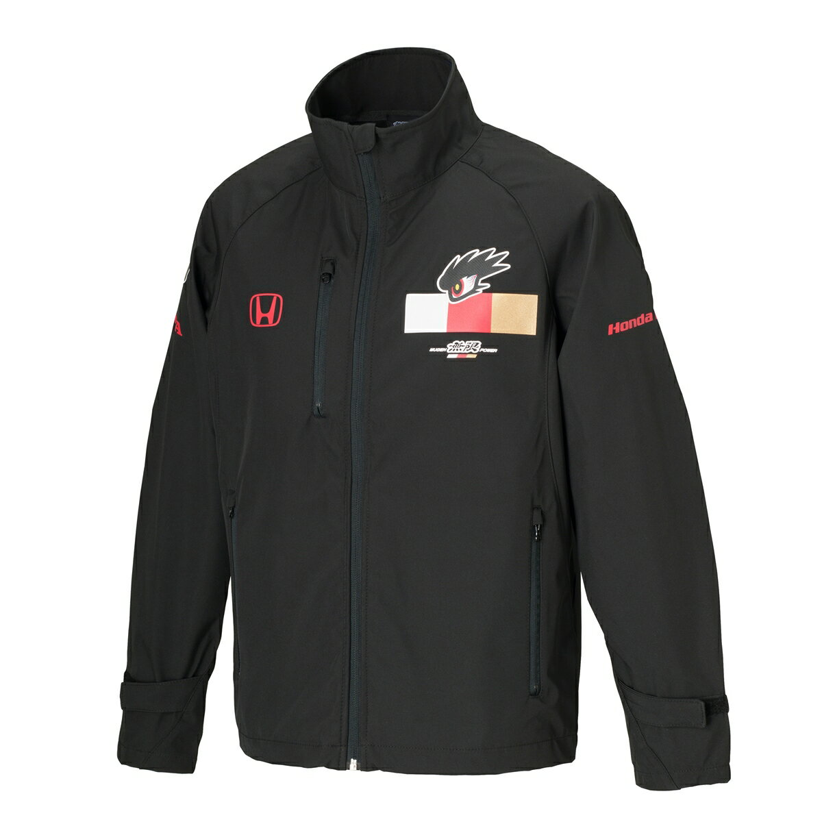 TEAM MUGEN SOFT SHELL JACKET