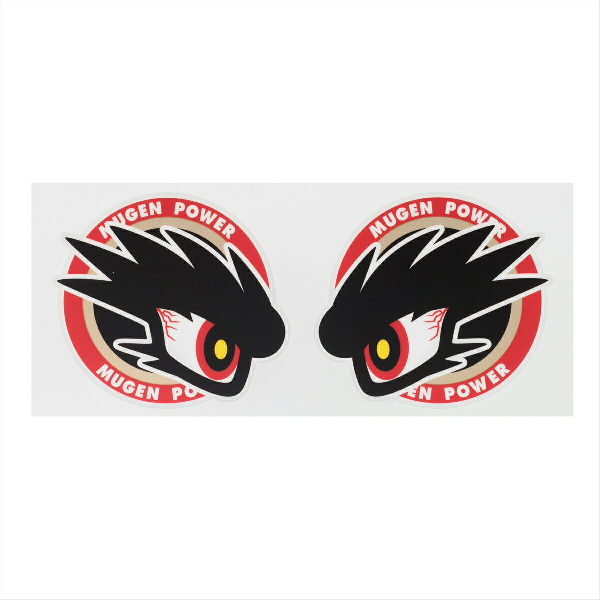 MUGEN COMMANDER EYE STICKER A SIZE:M