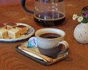 信楽焼 コーヒーカップ&ソーサー 黒色白かけ コーヒー碗皿 セット 陶器 コーヒーカップ ソーサー ペア 北欧 来客用 おしゃれ 珈琲 碗皿 プレゼント ギフト 信楽焼き やきもの