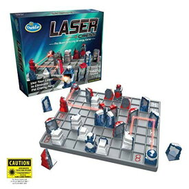 ThinkFun Laser Chess Two Player Strategy Game and STEM Toy for Boys and Girls Age 8 and Up - MENSA Award Winner [並行輸入品]