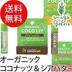 【ココウェル】オーガニックココリップ(ピュアココナッツ)5g(リップクリーム)