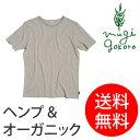 【2017年新色追加】【ゴーヘンプ】【GOHEMP】ベーシックTシャツ BASIC S/SL TEE(Tシャツ)/ヘンプ/オーガニックコッ…