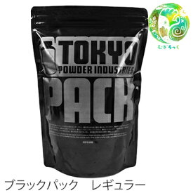 TOKYO POWDER INDUSTRIES BLACK PACK LARGE ラージパック 330g クライミング用チョーク 東京粉末 ボルダリング クライミング 正規品 ロッククライミング チョーク アウトドア 登山 正規販売店 ブラック