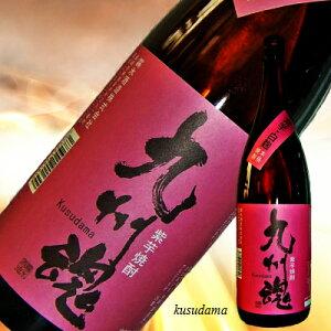 九州魂 紫芋焼酎 720ml 25゜くすだま むらさきいも