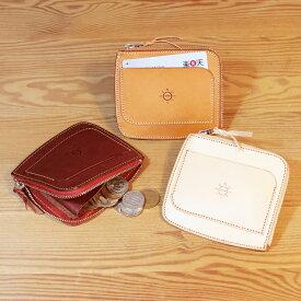 Lファスナー ポケットパースコインケース 小銭入れ L型 薄型  パスケース 送料一律500円  pocket purse