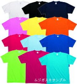 Printstar HMTハニカムメッシュTシャツ Jr.M(130cm) Jr.L(150cm) /赤/青/黒/黄色/イエロー/水色/ピンク/オレンジ/紺/【1200118】