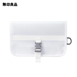 【無印良品 公式】EVA吊るせるケース 約22×14.5cm
