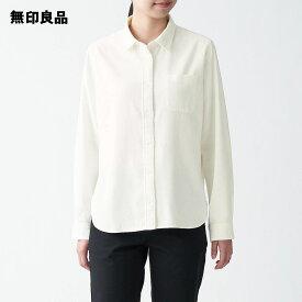 【無印良品 公式】フランネルシャツ 婦人