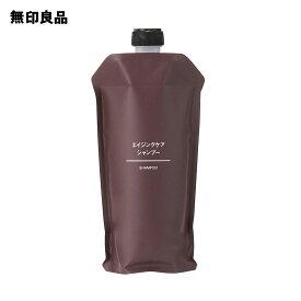 【無印良品 公式】エイジングケアシャンプー 340mL