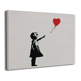 アートパネル アートフレーム おしゃれ 壁掛け インテリア 絵 アートパネル モダン インテリアアートパネル アートパネル モノトーン モノクロ 玄関 に 飾る 絵画 バンクシー 50*40cm