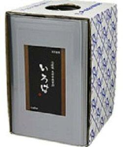 自然塗料「いろは」外装用 クリア(無色) 16L缶【smtb-s】