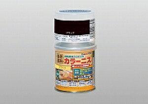 アトムハウスペイント(塗料/ペンキ/ペイント)カラーニス 100ML ブラック