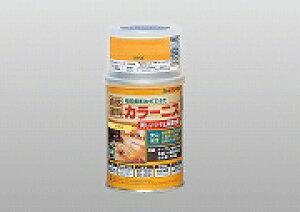アトムハウスペイント(塗料/ペンキ/ペイント)カラーニス 250ML けやき