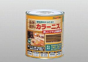 アトムハウスペイント(塗料/ペンキ/ペイント)カラーニス 500ML オールナット