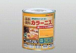 アトムハウスペイント(塗料/ペンキ/ペイント)カラーニス 500ML けやき