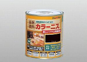 アトムハウスペイント(塗料/ペンキ/ペイント)カラーニス 500ML ブラック
