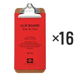 【16個セット】ペンコ クリップボード オールドスクール チェック DP133 クリップホルダー クリップ バインダー おしゃれ かっこいい 文具 タテ 縦 ファイル アメリカ HIGHTIDE ハイタイド