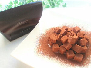 【糖質制限・低糖質スイーツ】生チョコ40粒(箱入り)☆糖質制限中の方、ダイエット中の方にオススメ!☆