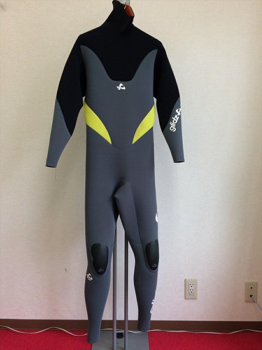 中古ウェットスーツ ネックイン フルスーツ・グライズウェットスーツ/サイズ《メンズSサイズ》/サーフィン