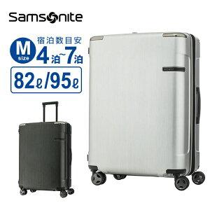 11%OFFクーポン配布中!サムソナイト Samsonite スーツケース キャリーバッグEvoa エヴォア スピナー69 Mサイズ 158cm以内 エキスパンダブル