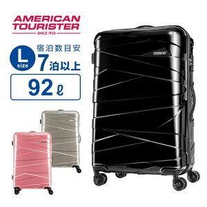 【50%OFF】アメリカンツーリスター サムソナイト スーツケース キャリーバッグラップ WRAP スピナー78 4輪ダブルキャスター 158cm以内