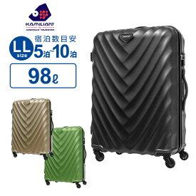 スーツケース LLサイズ カメレオン サムソナイト ARECA アレカ スピナー78 ハードケース 超軽量 キャリーケース キャリーバッグ 旅行 トラベル 出張 ARECA
