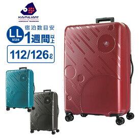6/25限定!20%OFFクーポン!スーツケース LLサイズ カメレオン サムソナイト プラネタ スピナー79 ハードケース 容量拡張 大型 大容量 超軽量 キャリーケース キャリーバッグ 旅行 トラベル 出張 PLANETA