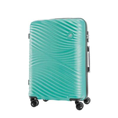 カメレオンサムソナイトスーツケースキャリーバッグワイキキWAIKIKIスピナー664輪ダブルキャスター無料預入受託サイズ大容量