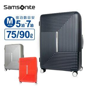 5/15限定!10%OFFクーポン!スーツケース Mサイズ サムソナイト Samsonite APINEX アピネックス スピナー69 ハードケース 容量拡張 158cm以内 超軽量 キャリーケース キャリーバッグ 旅行 トラベル 出