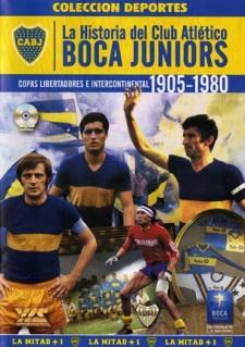 【受注予約ARG01】ボカジュニアーズの歴史 1905-1980 DVD