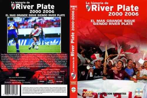【国内未発売】リーベルプレートの歴史 2000-2006 DVD【アルゼンチンリーグ/サッカー/ガジャルド/アイマール/オルテガ/リバープレート/River Plate】お取り寄せ対応可能ARG01
