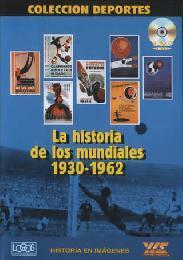 """【受注予約ARG01】ワールドカップの歴史 1930-1962 DVD """"LA HISTORIA DE LOS MUNDIALES"""""""