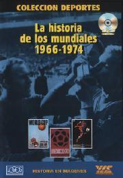 """【受注予約ARG01】ワールドカップの歴史 1966-1974 DVD """"LA HISTORIA DE LOS MUNDIALES"""""""