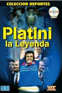 """【受注予約ARG01】プラティニの伝説 DVD """"PLATINI, LA LEYENDA"""""""