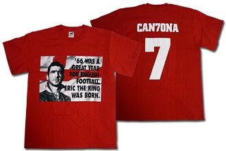 埃裏克·坎通納曼聯T恤330 ENG03 MA07
