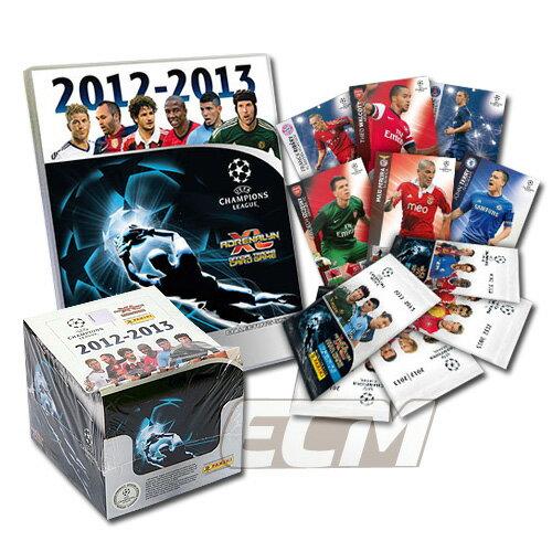 "【SALE40%OFF】UEFAチャンピオンズリーグ 12-13""Adrenalyn XL""【サッカー/CHAMPIONS LEAGUE/トレカ/カード】PAN01ECM19 PAN02"