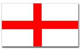【サポーター必見】イングランド(聖ジョージ) 国旗 フラッグ【サッカー/Jリーグ/応援グッズ/イギリス/ENGLAND/ワールドカップ】ネコポス対応可能