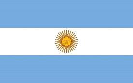 【サポーター必見】アルゼンチン国旗 フラッグ【サッカー/Jリーグ/応援グッズ/Argentina/アルゼンチン代表/マラドーナ/メッシ/ワールドカップ】ネコポス対応可能