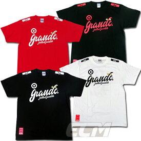 GRN11限定TシャツGRANDE x ECムンディアル コラボTシャツ PROTOTYPE SECOND VERSION【グランデ/サッカー/サポーター/ゴール裏】ネコポス対応可能