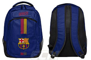 ECM25【国内未発売】FCバルセロナ オフィシャルグッズ バックパック Ultra ブルー 【サッカー/スペインリーグ/Barcelona/リュック】ECM25