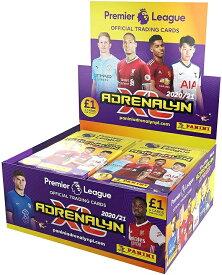 【国内未発売】PRE20PANINI Adrenalyn XL プレミアリーグ 20-21 パック販売【サッカー/トレカ/Premier League/トレーディグカード】