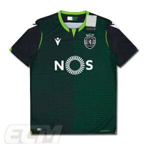 【予約ECM32】【SALE】【国内未発売】スポルティング・リスボン アウェイ 半袖【19-20/Sporting Lisbon/サッカー/ポルトガルリーグ/ユニフォーム】825