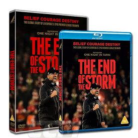 """【国内未発売】PRM01リバプール 19-20 ドキュメンタリー """"The End of the Storm"""" DVD ブルーレイ【プレミアリーグ/Liverpool/サッカー/南野拓実/ファンダイク】"""