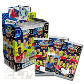 【EX】TOP02【国内未発売】TOPPS Match Attax EXTRA(追加版) 20-21 チャンピオンズリーグ パック販売【サッカー/トレカ/Champions League/トレーディングカード】