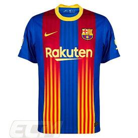 【オススメ】FCバルセロナ フォース 半袖 【サッカー/20-21/スペインリーグ/Messi/Barcelona/ユニフォーム】