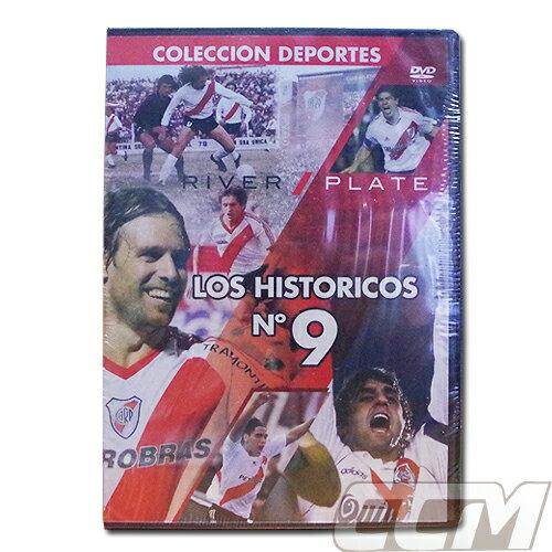 """リーベルプレート DVD """"Los Historicos No.9"""" 【サッカー/アルゼンチンリーグ/フランチェスコリ/オルテガ/リバープレート】"""