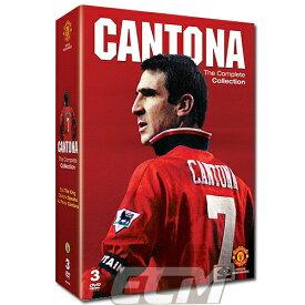 """【国内未発売】マンチェスターユナイテッド カントナ DVD """"Eric Cantona The Complete Collection""""【サッカー/プレミアリーグ/マンチェスターUTD/Manchester United】お取り寄せ対応可能 PRM01"""