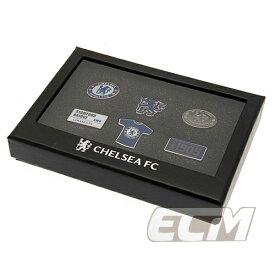 【予約ECM25】【国内未発売】チェルシー オフィシャルグッズ ピンズ6個セット【サッカー/プレミアリーグ/Chelsea】